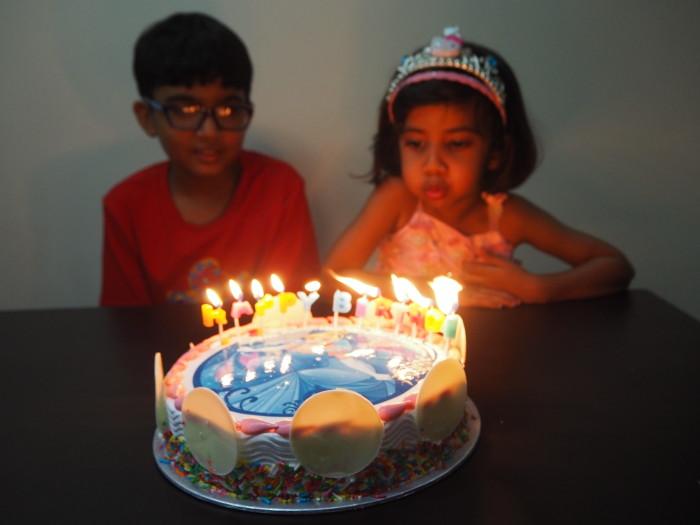 kaira birthday