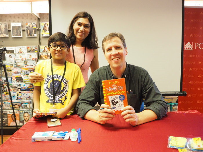 Diary of a wimpy kid Jeff kinney