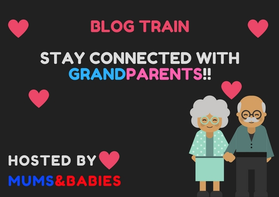 stay connected with grandparents