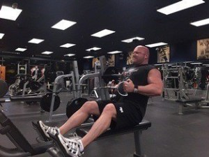 Seated Rows 2015 Workouts