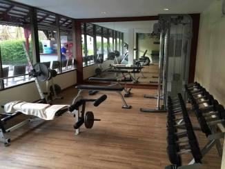 Hotel workout Chiang Mai Dusit Princess