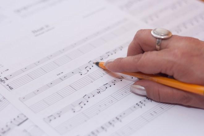 Rehearsal notes