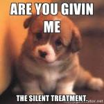 The Narcissistic Silent Treatment