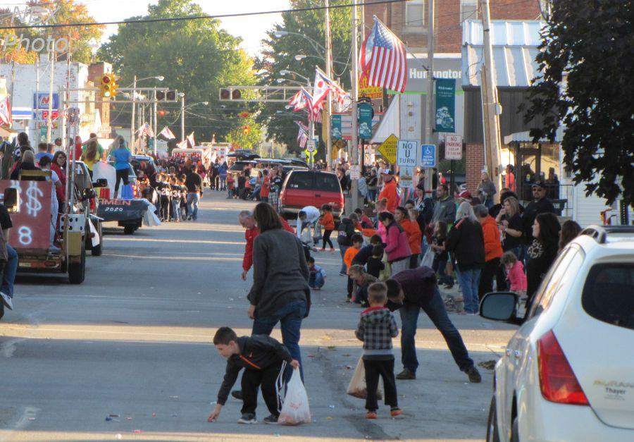 NB Fall Homecoming Parade Photo Gallery