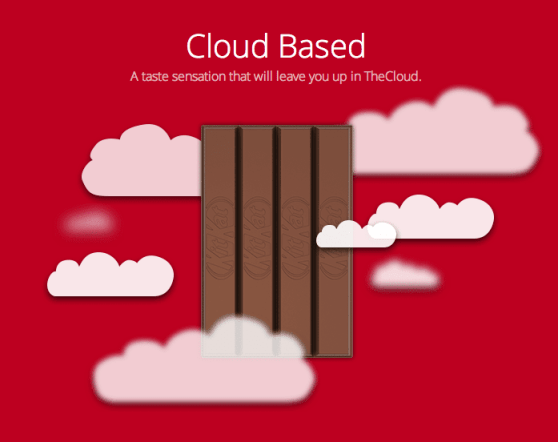 android 4.4 kitkat cloud Android 4.4 KitKat Features and Release Date