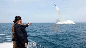 North Korea launched a ballistic missile from a submarine but it was botched in its early stage, the most recent in a sequence of experiments that are part of struggles […]