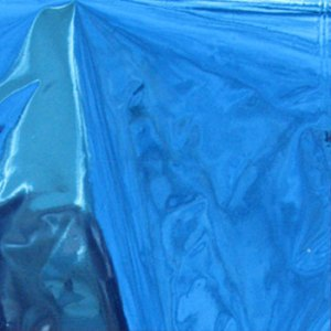 blue mylar bag small