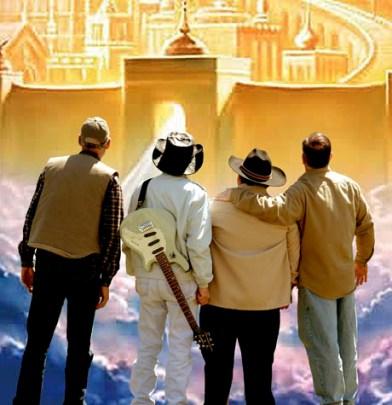 New Earth Band at Holy City