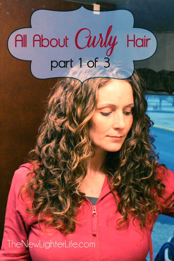 What To Do With Curly Hair Part 1 Of 3