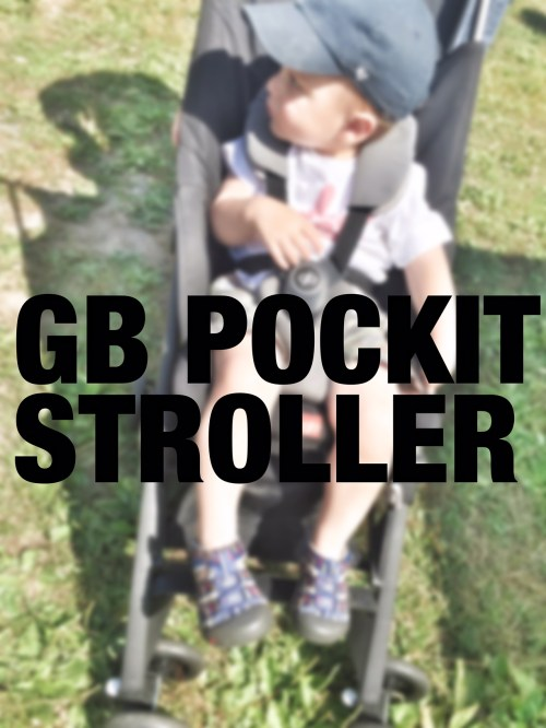 Medium Of Gb Pockit Stroller