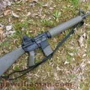 """20"""" Rifle AR15"""