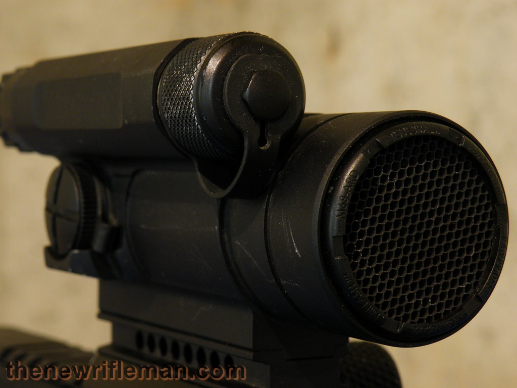 CompM4 Aimpoint red dot