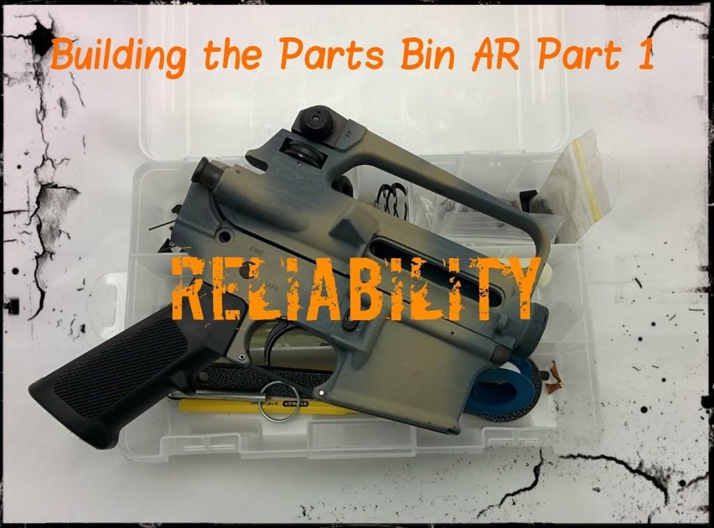 Reliable AR15