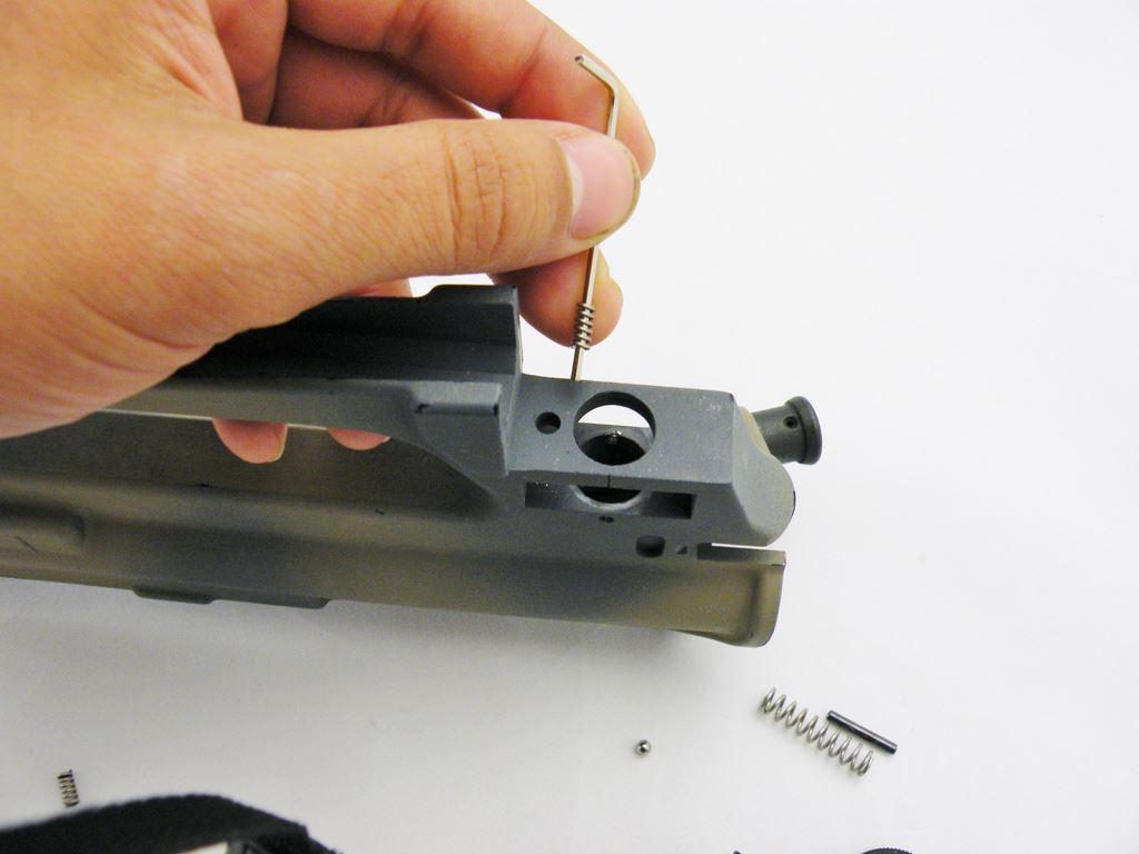 AR15 Rear Sight Installation (1)