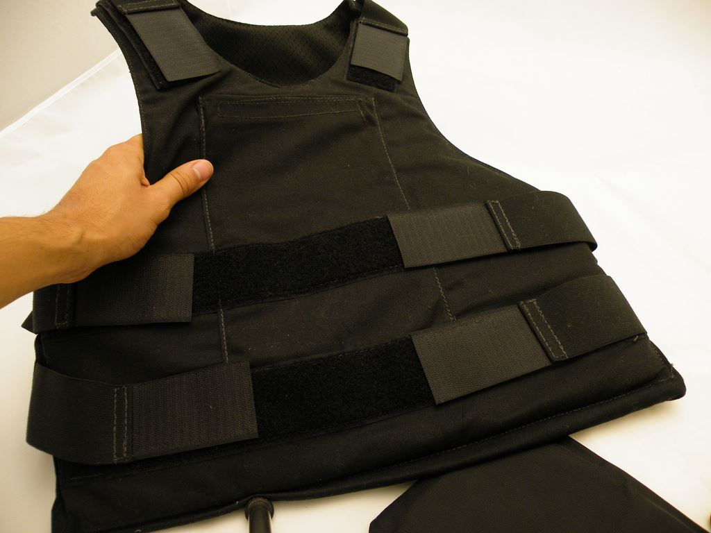 Body Armor and The Rifle (5)