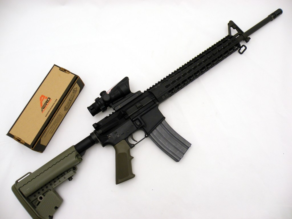 Aero Precision Full Rifle