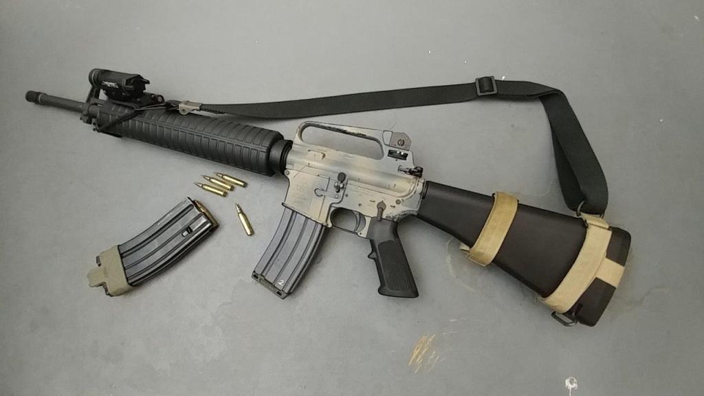 M16A2 AR15 (1)