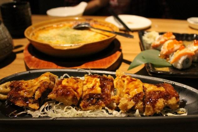 October 11, 2014 - Japanese Dinner (5)