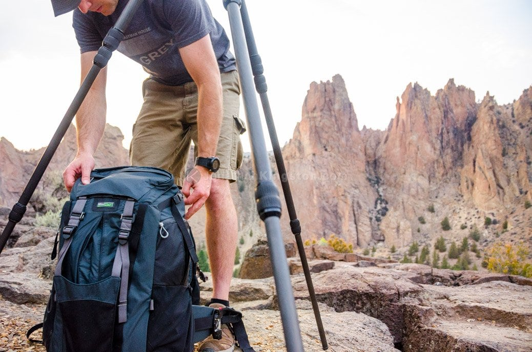 The Ultimate Bag for Adventure Photography?