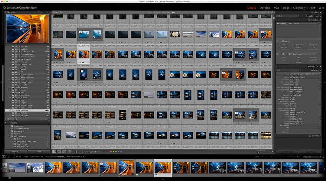 How to merge two Lightroom catalogs