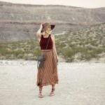 DESERT DWELLER | BOHO SKIRT