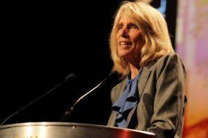 Skoll Centre Mourns Loss Of Pamela Hartigan