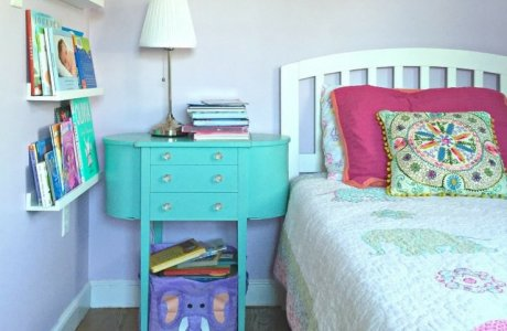 Small Space Book Storage Ideas