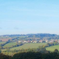 view of ovington