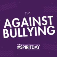 GLAAD #SpiritDay: Pledge to Go Purple