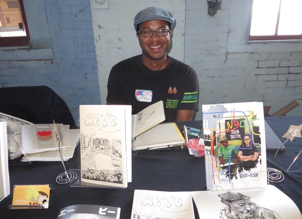 The Justin Lab Report: Kodansha Editor Ajani Oloye