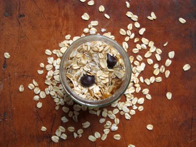 Coconut Mocha Muesli
