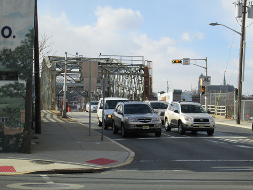 Photo by Ron LeirLong closed, the Clay St. Bridge is again open to traffic.