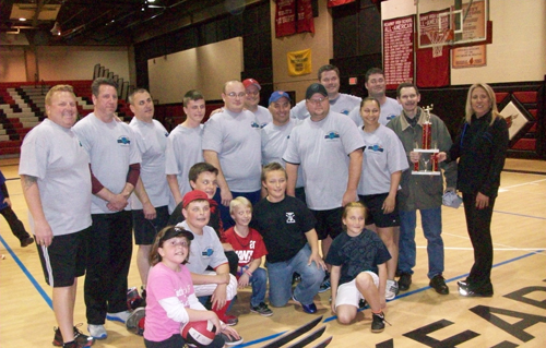 Photo courtesy Project Graduation 2012 Tournament Champions representing the KPD.