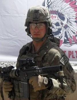 Photo courtesy Nocera family Staff Sgt Michael T. Nocera