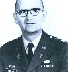 Major Charles J. Watters