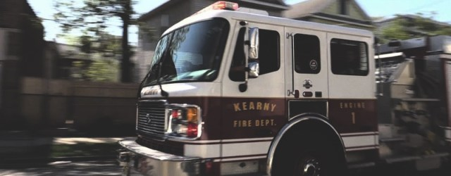 Kearny Fire Truck Featured