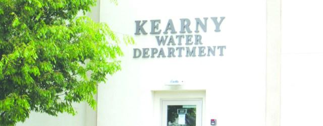 -water department