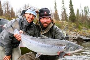 Heidi & Carter & Salmon