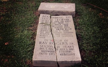 5 Witches Graves and the Chilling Stories Behind Them