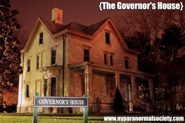 The Governor's House, Snug Harbor, Staten Island, New York