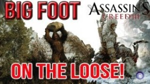 assassin's creed iii bigfoot ufo ghost sea monster paranormal