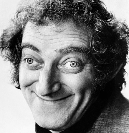 (GERMANY OUT) Marty Feldman *08.07.1933-02.12.1982+Komiker, Schauspieler, GrossbritannienPortrait- 1972 (Photo by Pressefoto Kindermann/ullstein bild via Getty Images)