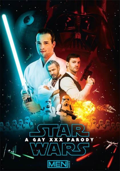 Star Wars parody film porno Gay