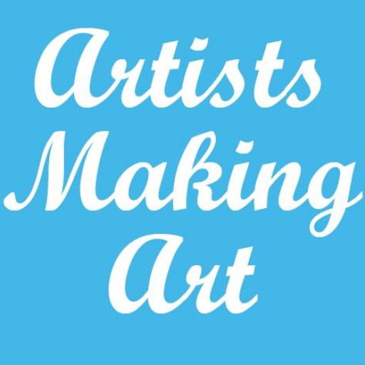 logo for artists making art