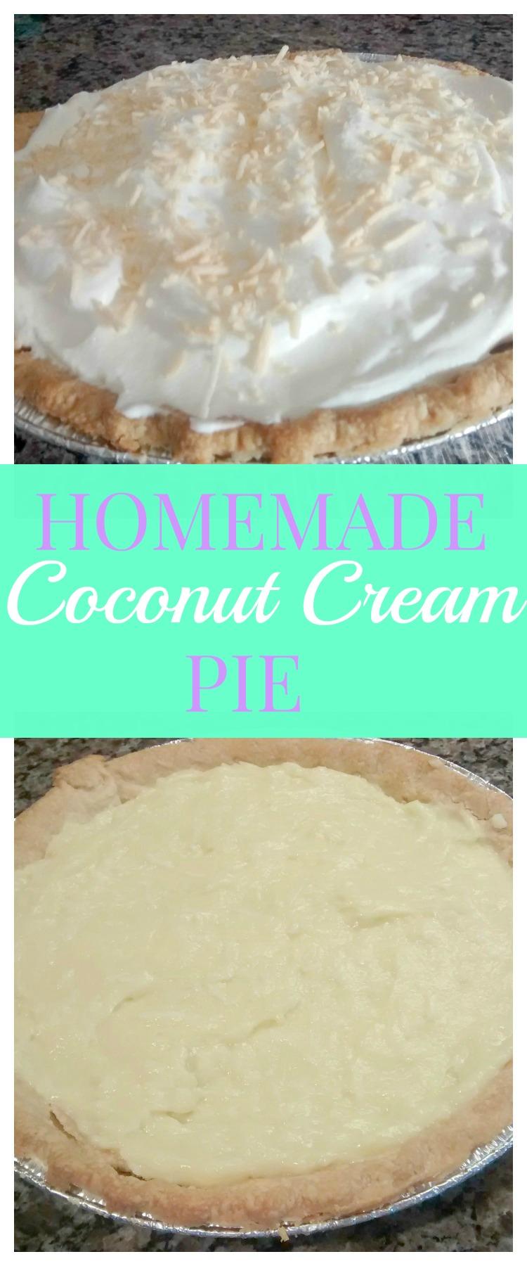 how to make homemade coconut cream