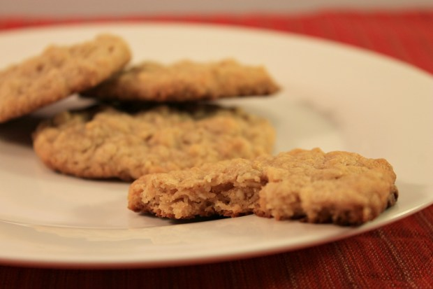 Oatmeal Peanut Butter Cookie Recipe