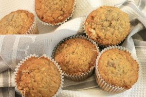 Banana-Apple-Muffin