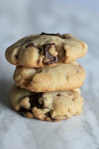 Double-Chocolate-Chunk-Cookies Popular Chocolate Desserts