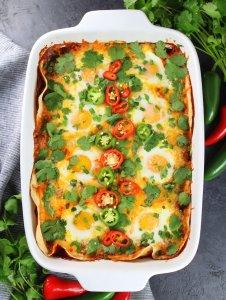 Huevos-Rancheros-Breakfast-Casserole