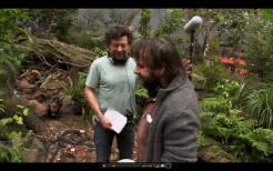 10 The Hobbit Production Video #2 - PJ and Andy on Set
